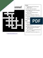 Titanic Crossword 2