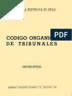 CódigoOrgánicoTribunales original