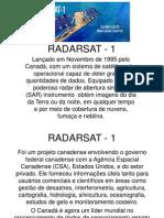 RADARSAT - 1 Cássio Adler