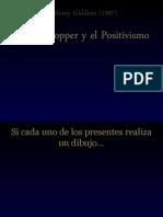Comte, Popper y El Positivismo