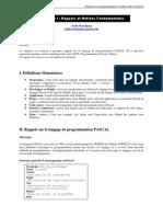 Introduction à la Programmation Orientée Objet (PASCAL)