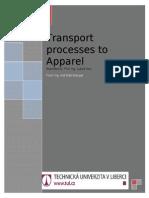 Transport Process to Apparel Mangat