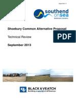 Shoebury Common Alternative Proposal