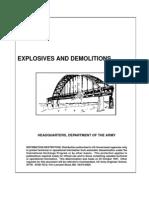 FM 5-250 Explosives & Demolitions