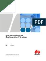 GSM-R 5.0 BTS3012AE Configuration Principle V1.0(20120726)