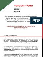 Castellsss - Comunicación y Poder