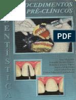 Livro Dentística - Procedimentos Pré Clínicos Cap. 01-02