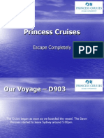 Princess Cruises (Dawn)