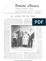 La Revista Blanca (Madrid). 1-3-1903
