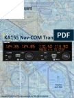 KA155 Operating Handbook