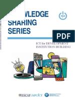 ICT for Development Institution Building.pdf