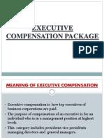 8522830 Executive Compensation Ppt