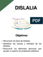 Clase La Dislalia - 02-10-13