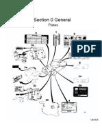 Volvo 200 Series DataSheet Section 0; General Identification Plates