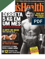Julho 2008 Men's Health