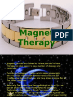Magnet Therapy 2003