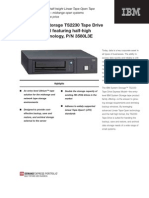 System Storage TS2230 Tape Drive