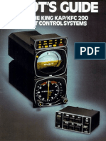 Kfc200 Pilot's Guide