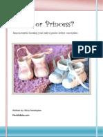 PrinceorPrincess Copy