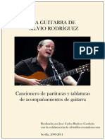 Partituras de Silvio Rodriguez