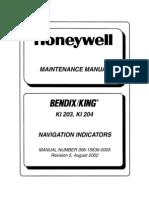 KI 204 Maintenance