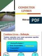 Aula Canais e Regimes (CONDUTOS LIVRES)