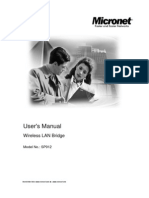 SP912V5 Manual