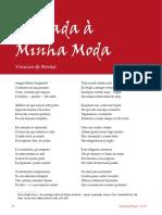 06 - Feijoada Completa - Vinicius de Moraes