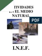 Actividades en El Medio Natural