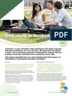 Why Study in Australia_2012