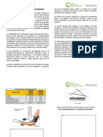 Diptico Serie n 001 Charla Tensiometros y Presion Arterial