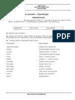 ABNT-Cabo Optico de Acesso Ao Assinante(Nao Tem Valor Normativo)
