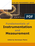 Fundamentals of Instrumentation and Measurement