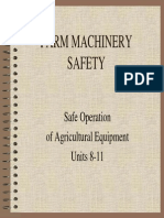 Machinery Safety Slide Show