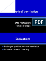 Mechanical Ventilation NSC-1
