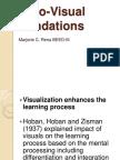 Audio Visual Foundations