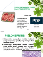 ASKEP PIELONEFRITIS