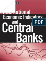 International economic indicators and central bank