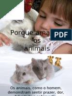 Por Que Amamos Os Animais