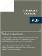 Contract Costing.ppt