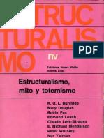 Estructuralismo INICIO r