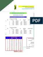 Diseño de captacion y Linea de conduccion