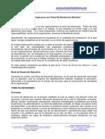 [PD] Publicaciones - Metodologia Para Una Toma de Decisiones Efectiva