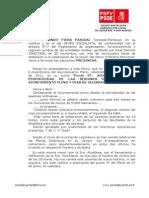 Preguntas Pleno-24!09!2012-Alcaldesa Presidenta Horario y Dia Plenos