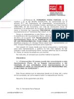 Preguntas Pleno-24-09-2012-Concejal Consorcio Plan Zonal Residuos