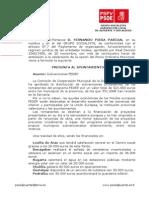 Preguntas Pleno 24-09-2012 Subvenciones FEDER