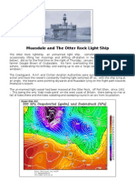 Muasdale and The Story of The Otter Rock Light Ship and Others