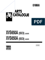 Yamaha XVS 650 Parts List Www.manualedereparatie.info