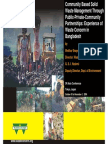 Community Based Solid Waste Mgmt Through Ppp in Bangladesh