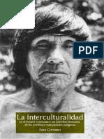 La Interculturalidad en El Estado Venezolano